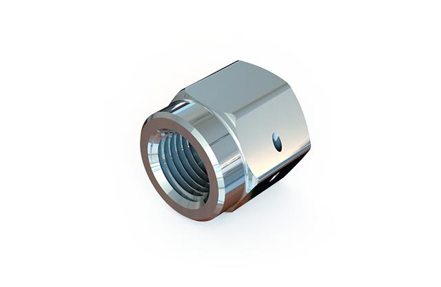 ГОСТ 13957-74 гайка накидная для соединений трубопроводов по наружному конусу
