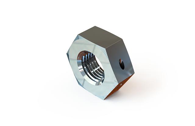 ГОСТ 13958-74 гайка для крепления соединений трубопроводов по наружному конусу